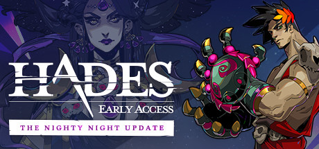 Hades The Nighty Night [PT-BR] Capa