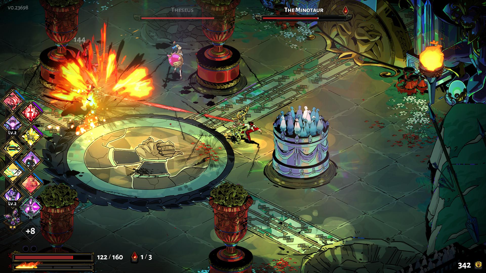 Hades screenshot