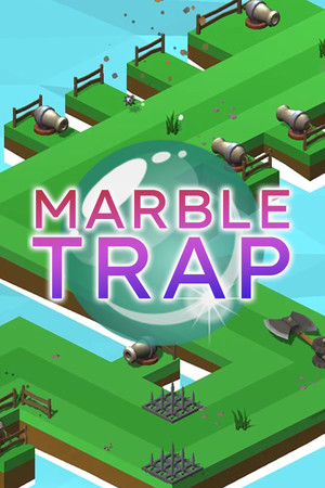 Marble Trap poster image on Steam Backlog