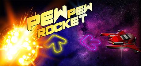 Pew-Pew Rocket cover art