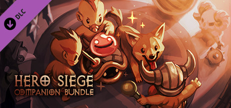 View Hero Siege - Companion Bundle on IsThereAnyDeal