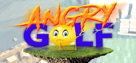 Angry Golf cover art