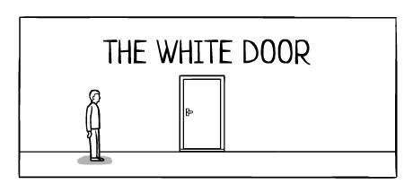 The White Door on Steam Backlog