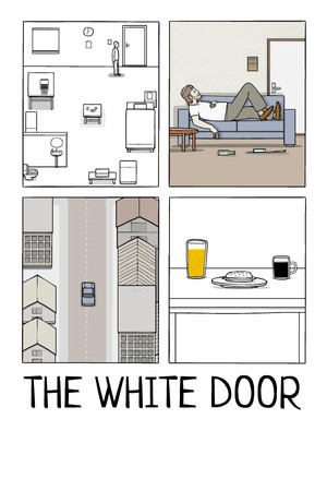 The White Door poster image on Steam Backlog