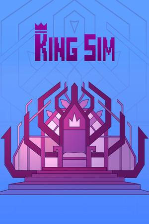 KingSim poster image on Steam Backlog