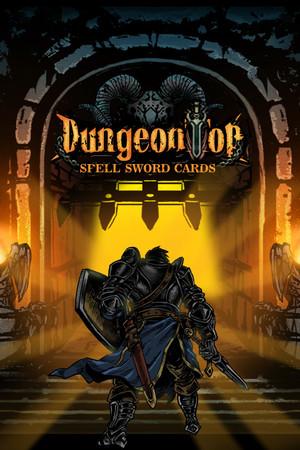 DungeonTop poster image on Steam Backlog