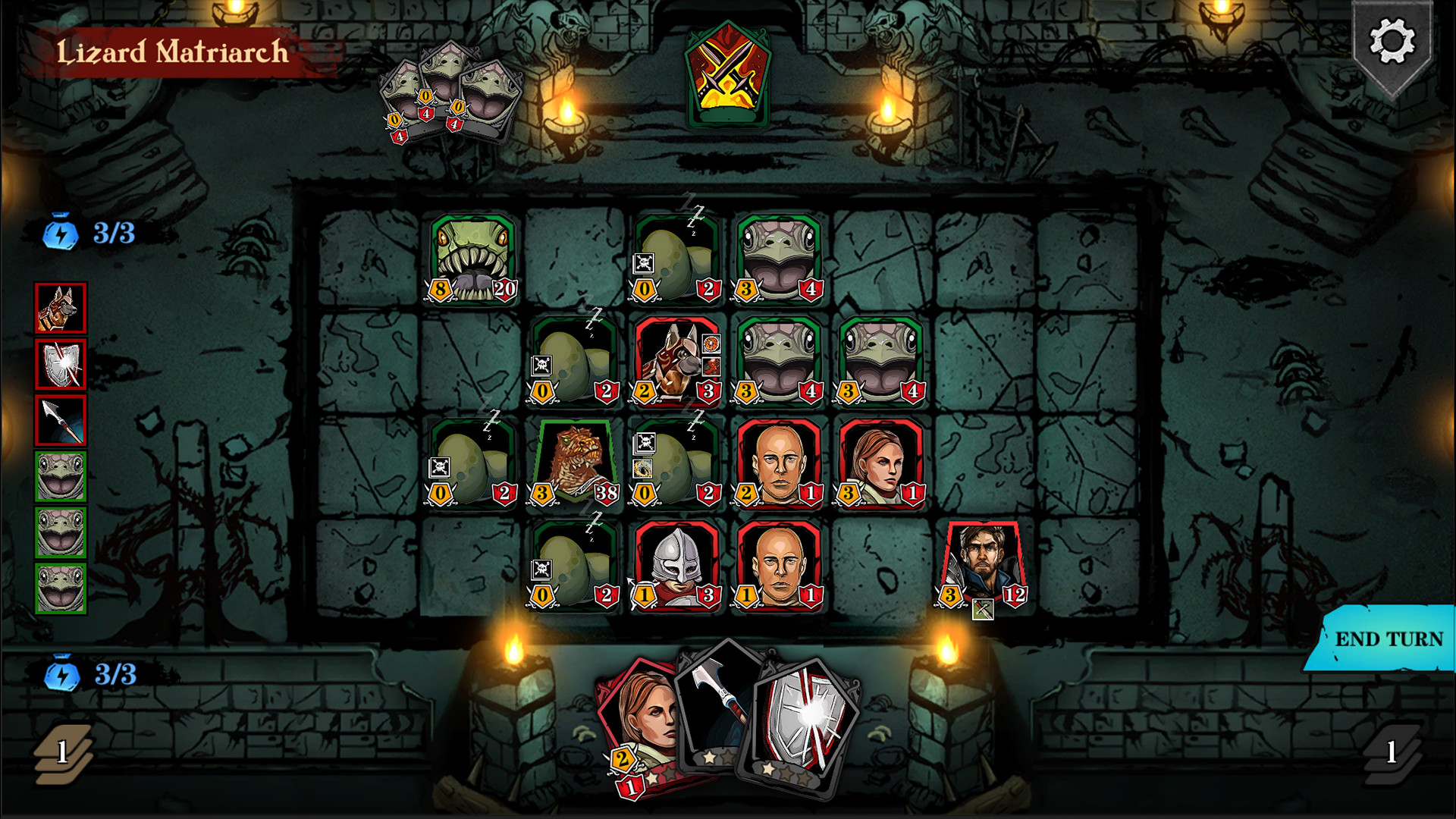 DungeonTop Board