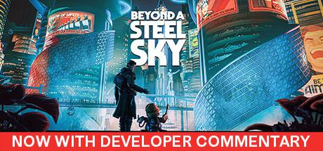 Beyond a Steel Sky cover art