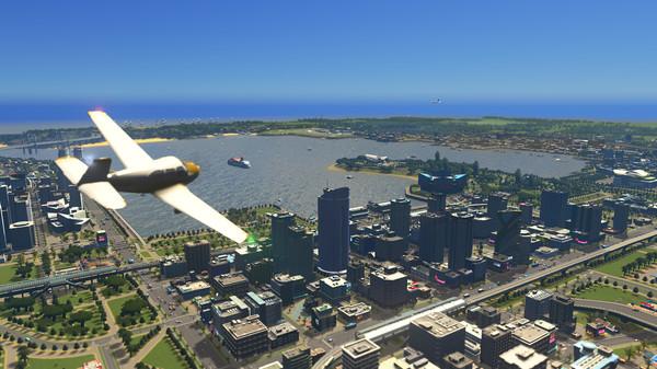 Cities: Skylines presenta nueva expansión con nuevas opciones para gestionar el transporte entre ciudades 2