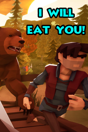 I will eat you poster image on Steam Backlog