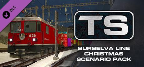 TS Marketplace: Surselva Line Christmas Scenario Pack
