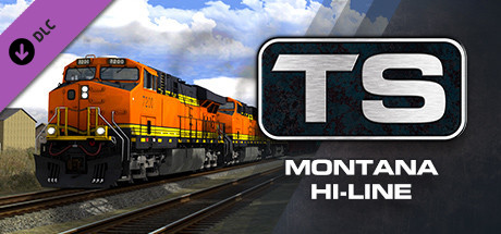Train Simulator: Montana Hi-Line: Shelby - Havre Route Add-On