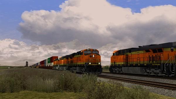 скриншот Train Simulator: Montana Hi-Line: Shelby - Havre Route Add-On 3