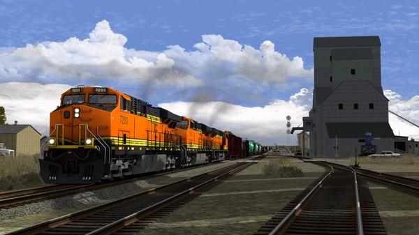 скриншот Train Simulator: Montana Hi-Line: Shelby - Havre Route Add-On 0