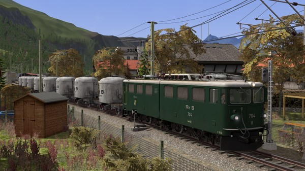 скриншот Train Simulator: RhB Enhancement Pack 05 Add-On 5