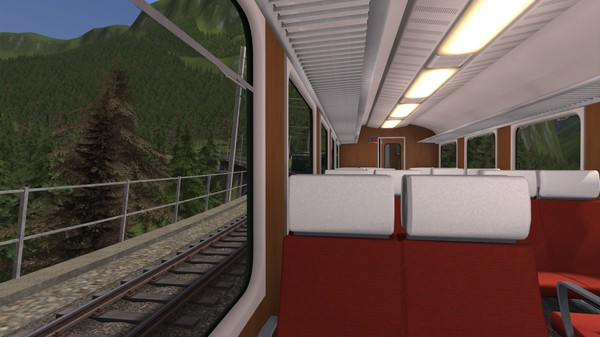 скриншот Train Simulator: RhB Enhancement Pack 05 Add-On 4