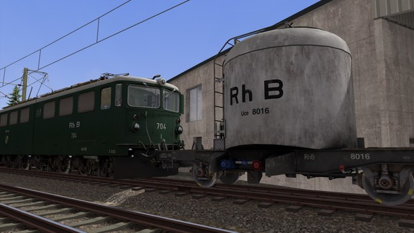 скриншот Train Simulator: RhB Enhancement Pack 05 Add-On 2