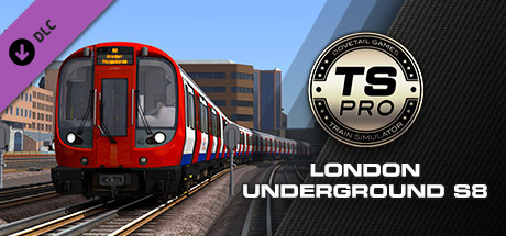 Train Simulator: London Underground S8 EMU Add-On