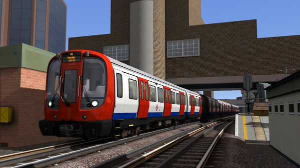 скриншот Train Simulator: London Underground S8 EMU Add-On 0