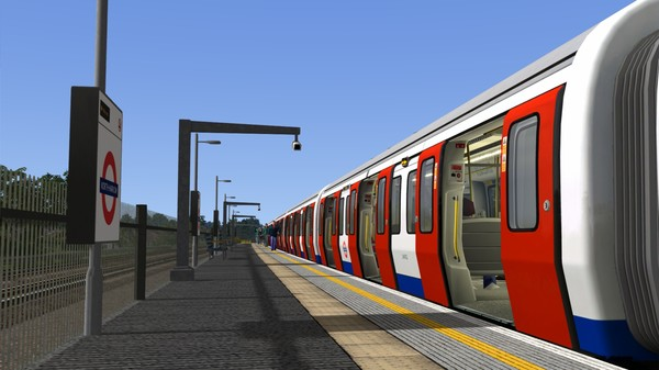 скриншот Train Simulator: London Underground S8 EMU Add-On 3