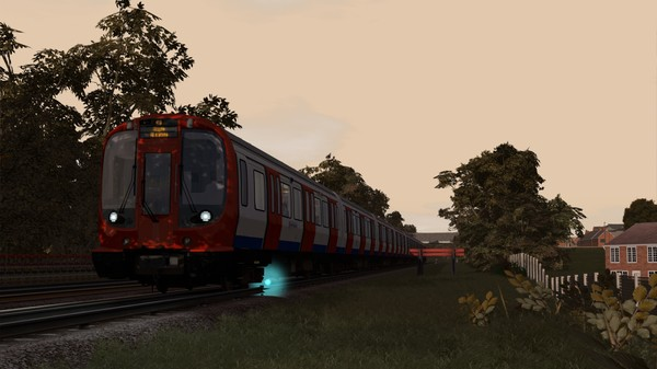 скриншот Train Simulator: London Underground S8 EMU Add-On 2