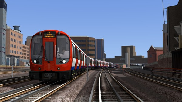 скриншот Train Simulator: London Underground S8 EMU Add-On 5