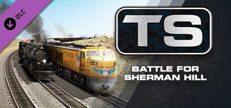 Train Simulator: Battle For Sherman Hill Add-On