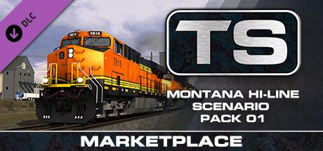 TS Marketplace: Montana Hi-Line Scenario Pack 01 Add-On