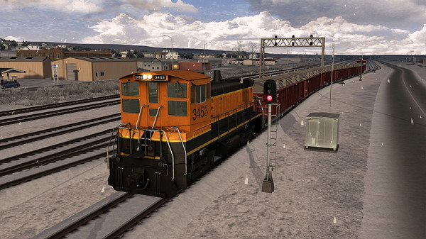 скриншот TS Marketplace: Montana Hi-Line Scenario Pack 01 Add-On 2