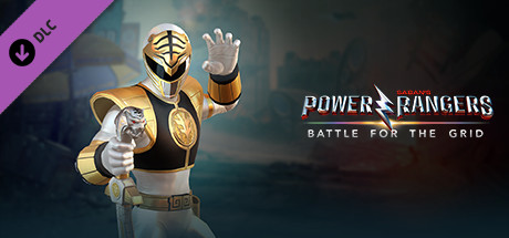 Купить Power Rangers: Battle for the Grid - Tommy Oliver White Ranger Skin (DLC)