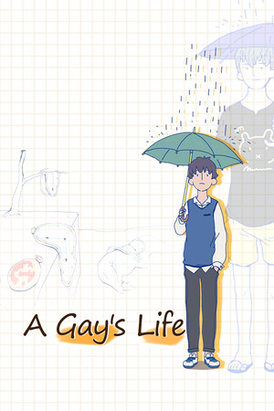 A Gay's Life poster image on Steam Backlog