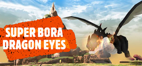 Super Bora Dragon Eyes Capa