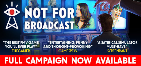 Not for Broadcast – PC Preview