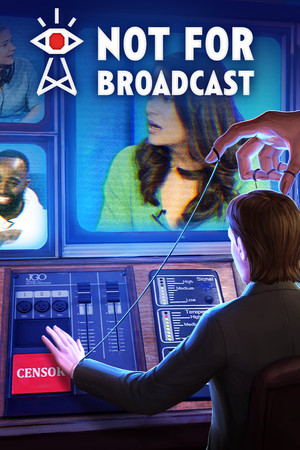 Not For Broadcast poster image on Steam Backlog