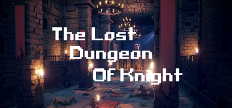 The lost dungeon of knight cover art