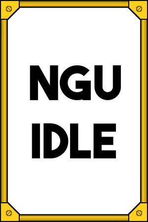 NGU IDLE poster image on Steam Backlog