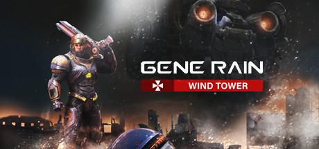 Gene Rain:Wind Tower Capa