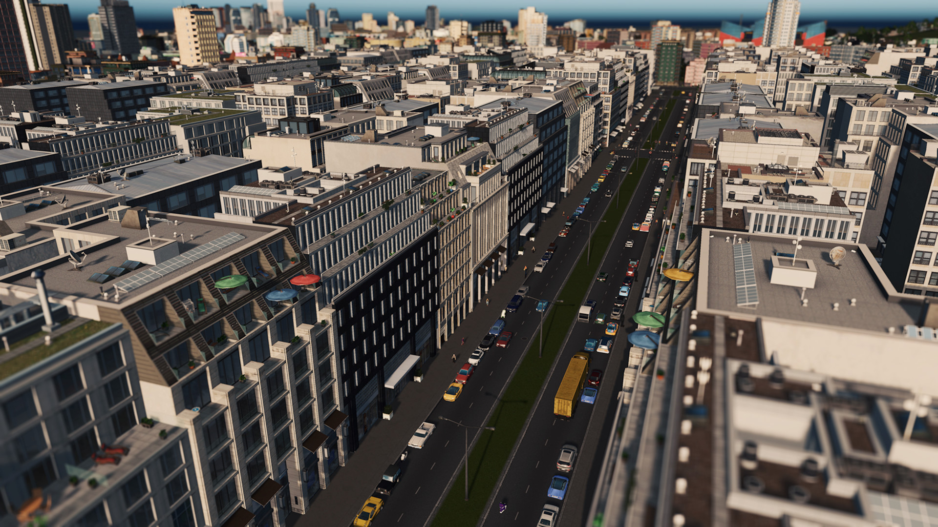 Cities: Skylines - Modern City Center Screenshot 2