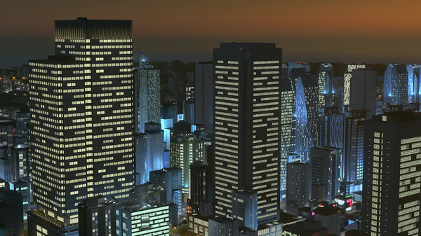 Cities: Skylines - Content Creator Pack: Modern Japan