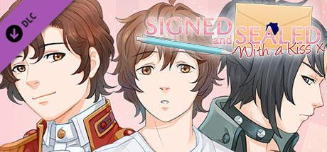 Signed and Sealed With a Kiss - Adult Patch (DLC)