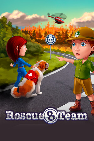 Rescue Team 8 poster image on Steam Backlog