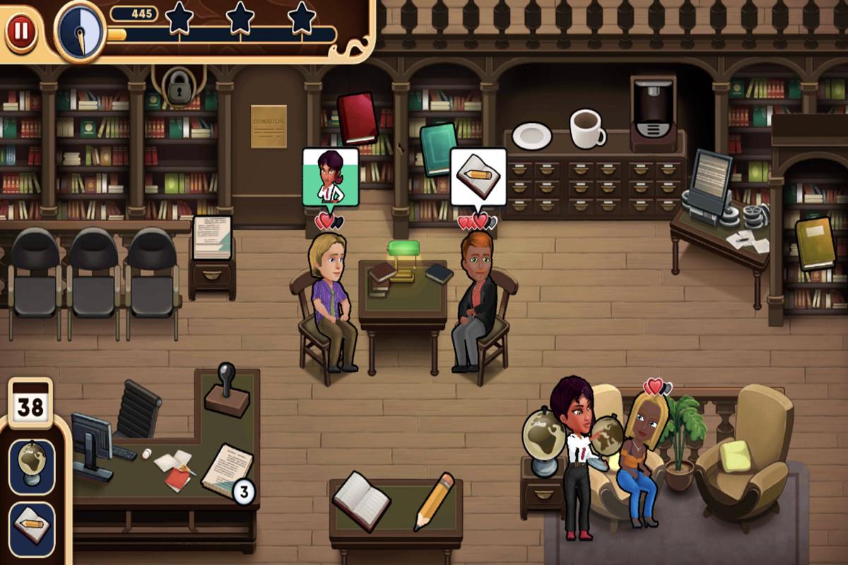 Teen detective games