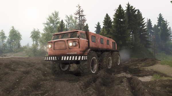 Скриншот №4 к Spintires® - Canyons DLC