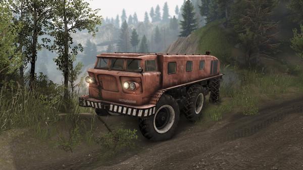Скриншот №7 к Spintires® - Canyons DLC