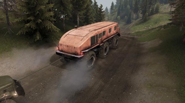Скриншот №6 к Spintires® - Canyons DLC