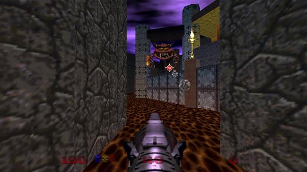 Capture d'écran n°3 du Jeu DOOM 64