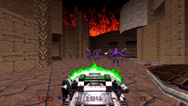 Capture d'écran n°5 du Jeu DOOM 64
