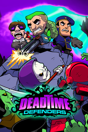 Deadtime Defenders poster image on Steam Backlog