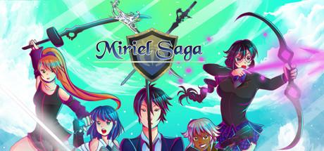 Miriel Saga cover art