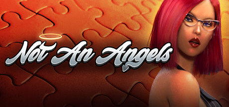 Not An Angels: Erotic Puzzle Game